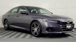 2021 Honda Accord Hybrid Touring