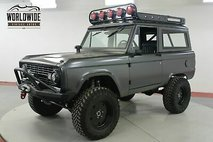 1971 Ford Bronco $200K+ BUILD SEMA COYOTE 5.0L AC UNCUT