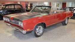 1969 Plymouth 440 Convertible