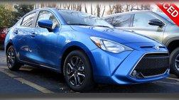 2020 Toyota Yaris LE
