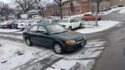 1999 Mazda Protege DX