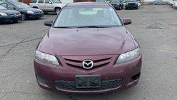 2008 Mazda MAZDA6 4dr Sdn Auto i Sport VE