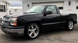 2004 Chevrolet Silverado 1500 Short Bed 2WD
