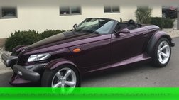 1999 Plymouth Prowler Base