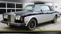 1983 Rolls-Royce Corniche Base