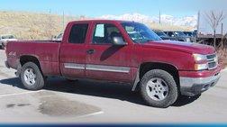 2006 Chevrolet Silverado 1500 LT2