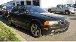 2000 BMW 3 Series 323Ci