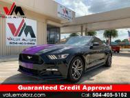 2015 Ford Mustang 2dr Coupe LX 5.0L
