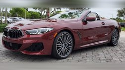 2021 BMW 8 Series 840i