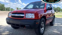 1999 Chevrolet Tracker Base