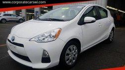 2013 Toyota Prius c One