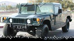 1995 AM General Hummer Hard Top AWD 2dr Regular Cab