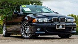 2001 BMW M5 Base