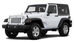 2015 Jeep Wrangler Willys Wheeler