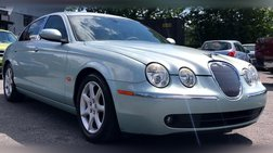 2005 Jaguar S-Type 4.2