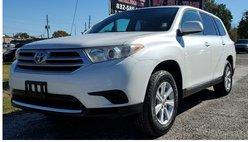 2011 Toyota Highlander Sport Utility 4D