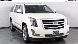 2020 Cadillac Escalade ESV Premium Luxury