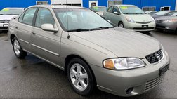 2003 Nissan Sentra 2.5 Limited Edition