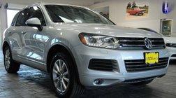 2014 Volkswagen Touareg 3.6 Sport