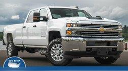 2017 Chevrolet Silverado 3500 Work Truck, U.S. Truck, non rusted, Duramax Diesel