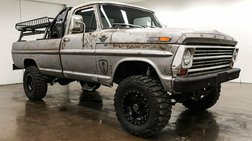 1968 Ford F-100 Zombie Special