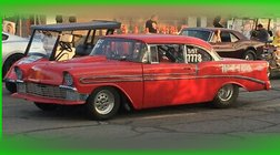 1956 Chevrolet Drag Car Turn Key Ready to Race