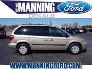 2005 Chrysler Town and Country Base