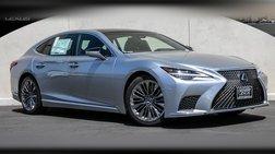 2021 Lexus LS 500 Base