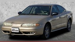 2002 Oldsmobile Alero GL