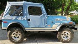 1980 Jeep Levi Edition