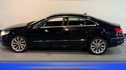 2012 Volkswagen CC VR6 4Motion Executive