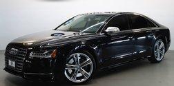 2015 Audi S8 4.0T quattro