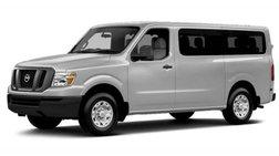 2013 Nissan NV Passenger SV