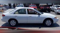 2002 Ford Escort SE