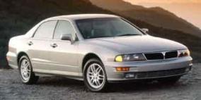 2001 Mitsubishi Diamante LS