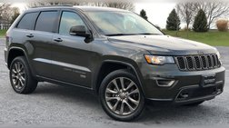 2017 Jeep Grand Cherokee Limited 75th Anniversary