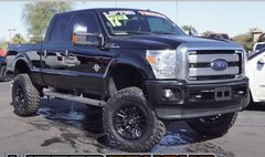 2016 Ford Super Duty F-350 Platinum