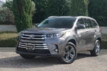 2018 Toyota Highlander Limited Platinum