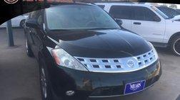 2003 Nissan Murano 4dr SE 2WD V6 CVT Auto w/Options
