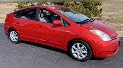 2009 Toyota Prius 4-Door Liftback