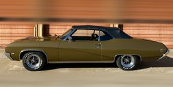 1969 Buick Convertible - 400 Stage 1-  numbers matching engine