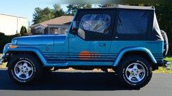 1992 Jeep Wrangler S