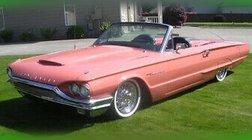 1964 Ford Thunderbird Convertible RARE L Code Samoan Coral