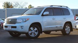 2014 Toyota Land Cruiser Base