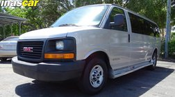 2006 GMC Savana Passenger LS 3500