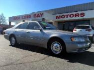 2001 Infiniti Q45 Luxury 4dr Sedan