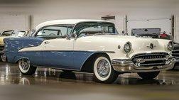 1955 Oldsmobile Eighty-Eight Holiday Coupe