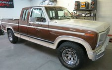 1981 Ford F-150 short bed