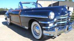 1949 Chrysler New Yorker Base