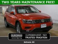 2019 Volkswagen Tiguan 2.0T SEL Premium